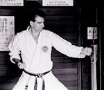 Sensei Julian Mead's Training in Japan